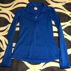 Long sleeve, thermal pull over
